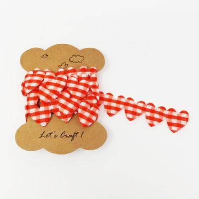 Ribbon On Bobbin Card