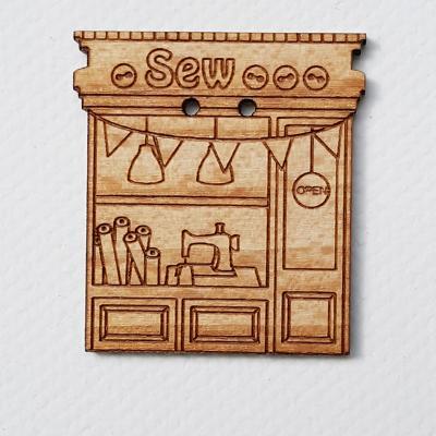Wooden Embellishments