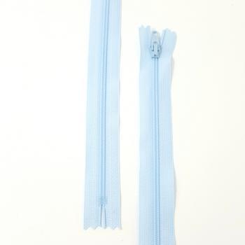 YKK NYLON DRESS ZIP 18in/46cm PALE BLUE