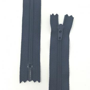YKK NYLON DRESS ZIP 18in/46cm NAVY