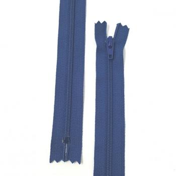 YKK NYLON DRESS ZIP 18in/46cm ROYAL BLUE