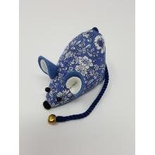 LIBERTY MOUSE PIN CUSHION BLUE