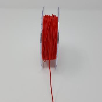 1mm RED ELASTIC