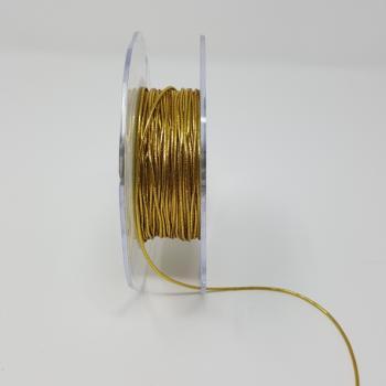 1mm GOLD ELASTIC