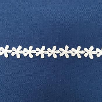 12mm WHITE GUIPURE