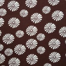 STOF MORI CHRYSANTHEMUM BROWN