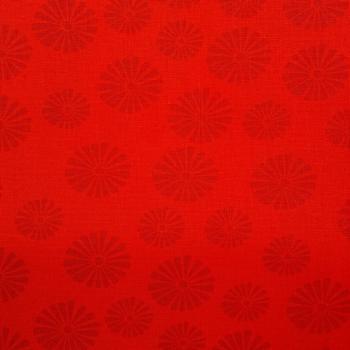 STOF MORI CHRYSANTHEMUM RED