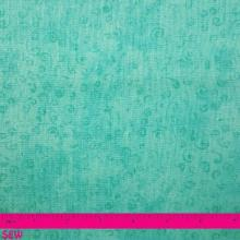 QUILTING TREASURES TURQUOISE