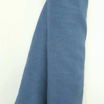 BLUE LINEN