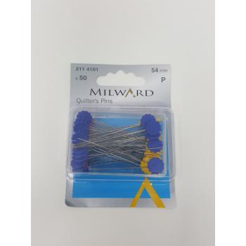 MILWARD ASSORTED QUILTERS PINS