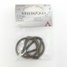 MILWARD D RINGS