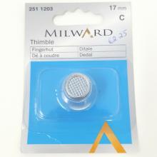 MILWARD THIMBLE 17mm