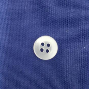 SMALL 4 HOLE OPAQUE BUTTON