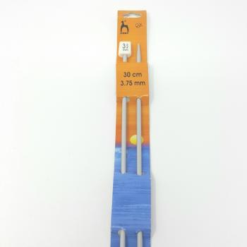 PONY KNITTING NEEDLES 3.75mm 30cm