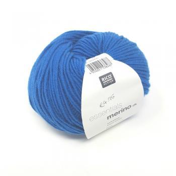 RICO MERINO DK COBALT BLUE