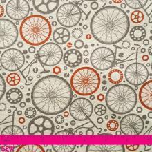 STOF BICYCLES ON CREAM