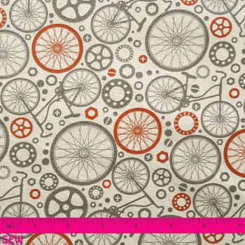 STOF BICYCLES ON CREAM
