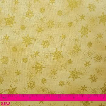 STOF RAPHAEL SNOWFLAKE GOLD
