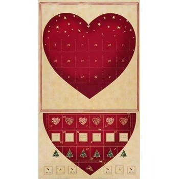 STOF ADVENT HEART PANEL