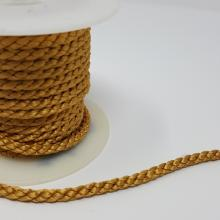 6mm TWISTED CORD GOLD