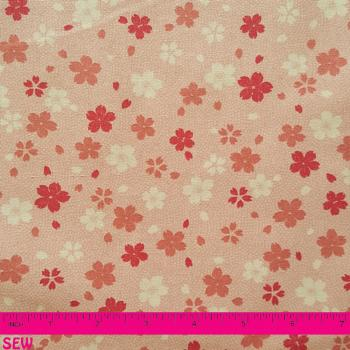 JAPANESE PINK CHERRY BLOSSOM PRINT