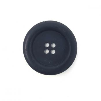 LARGE NAVY BUTTON