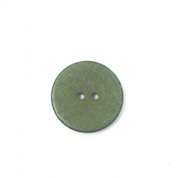 GREEN COCONUT SHELL BUTTON