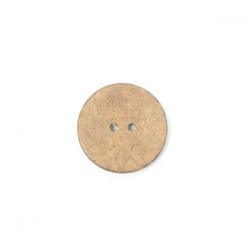 NATURAL COCONUT SHELL BUTTON