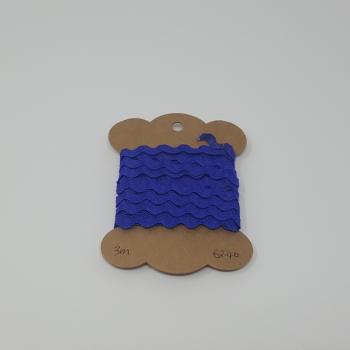 1/4inch RIC RAC DARK BLUE