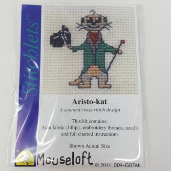STITCHLETS ARISTO-KAT