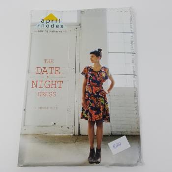 DATE NIGHT DRESS PATTERN