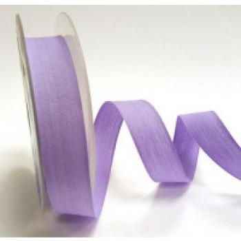 TAPE COTTON 100% 25mm LILAC