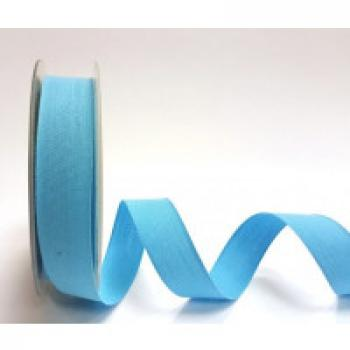 TAPE COTTON 100% 25mm TURQUIOSE