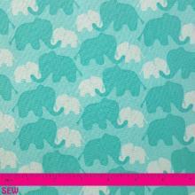 IMAGINARIUM TURQUOISE ELEPHANT