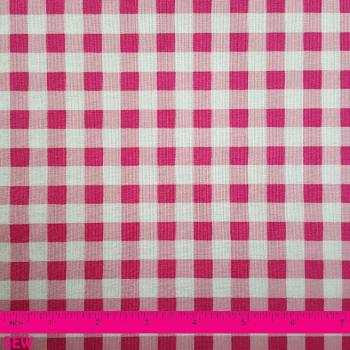 SIMPLY SWEET PINK CHECK