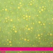 SNUGGLETIME STARS GREEN