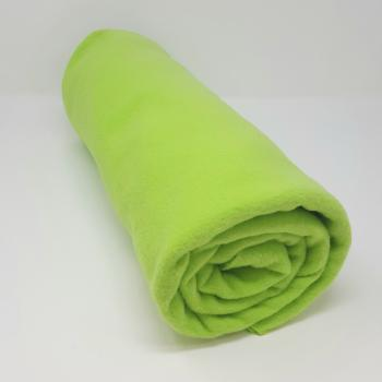 POLYESTER POLAR FLEECE KIWI 1m x 1.5m