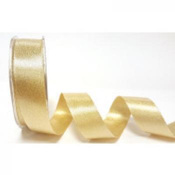 BTB 25mm GOLD RIBBON