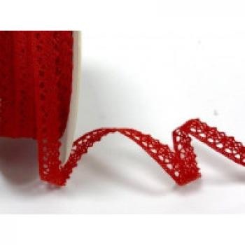 RED LACE RIBBON