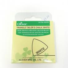 CLOVER TRI TAILORS CHALK WHITE