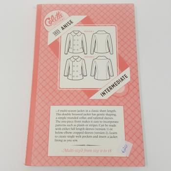 COLETTE ANISE JACKET PATTERN
