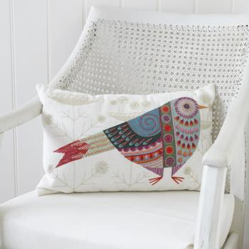 CUCKOO EMBROIDERY KIT