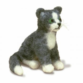FELTED CAT KIT