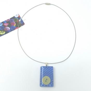 FABRIC TABLET PENDANT 1
