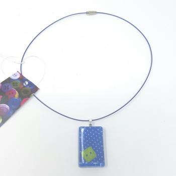 FABRIC TABLET PENDANT 4