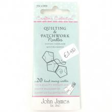 JJ CC QUILTING AND PATCHWORK NEEDLES