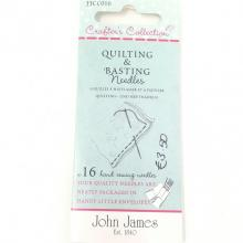 JJ CC QUILTING & BASTING NEEDLES