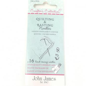 JJ CC QUILTING & BASTING NEEDLES