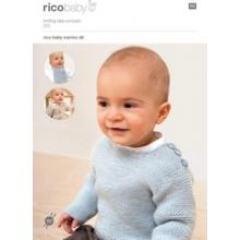 RICO KNIT PATTERN BABY 270