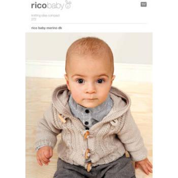 RICO KNIT PATTERN BABY 272